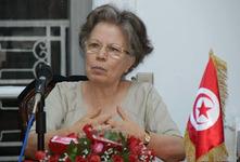 """الأستاذة آمنة بالحاج يحيى تتحدّث عن كتابها """"تونس: أسئلة إلى بلدي"""" ''Tunisie: Questions à mon pays''"""