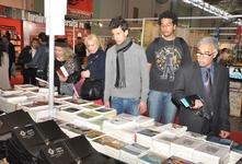 مؤسسة مؤمنون بلا حدود للدراسات والأبحاث في ضيافة معرض تونس الدولي للكتاب