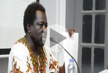 """محاضرة: """"جدلية المركز والهامش وإشكال الهوية في السودان"""""""
