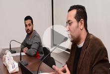 محاضرة: الله والإبداع؛ قراءة في إبداع الخطاب البصري للدكتور إبراهيم جابر علي