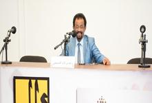 """ندوة:"""" إعلام المستقبل وخيارات المواجهة.. الإمارات أنموذجا"""" للباحث حسن قايد الصبيحي"""
