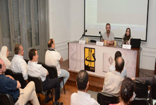 ندوة: التعايش والعدالة في المراحل الانتقالية بين التجارب الدولية والواقع المصري