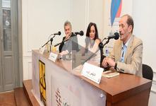 قراءة رواية في ظلال الرجال للكاتبة الفلسطينية د.نادية حرحش وتوقيعها