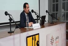 """محاضرة: """"الإسلاموفوبيا وأثرها على الرعاية الروحية للمسلمين بأوروبا: ألمانيا أنموذجا"""" للدكتور محمود عبد الله النزلاوي"""
