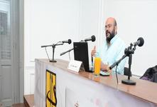 """محاضرة: """"سؤال الدين وجدل العلاقة بين السلطة والمجتمع"""" للأستاذ أحمد سعد زايد"""