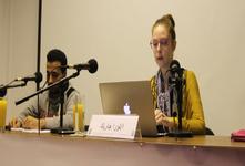 """محاضرة: """" العلمانية تتحول إلى بنية عنصرية في مفهوم الإسلاموفوبيا """" للباحثة الفرنسية لورا جاريك"""