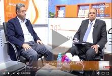 حوار مع الدكتور اياد البرغوثي( فلسطين )