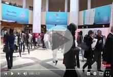 مشاركة مؤسسة مؤمنون بلا حدود في المعرض الدولي للكتاب بتونس