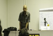 """محاضرة علمية بعنوان: """" نظرية الأنا """" للباحث أحمد فايد"""