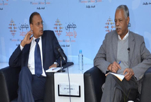 """محاضرة: """"الفلسفة و قيمة الاختلاف"""" للدكتور حسان الباهي"""