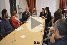لقاء فكري حواري حول كتاب ناجية الوريمي بوعجيلة: ''الاختلاف وسياسة التّسامح''
