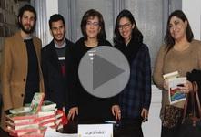 حوار مفتوح مع الكاتبة والشاعرة فاطمة ناعوت