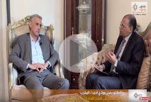 حوارات: في الفكر والرأي الحلقة، 17 / الدكتور محمد المعزوز/المغرب.