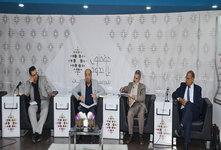 """ورشة علمية حول كتاب: """" الوحي؛ دراسة تحليلية للمفردة القرآنية """" للمؤلف صابر مولاي أحمد"""