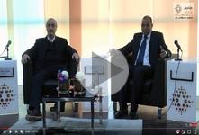 """لقاء علمي مفتوح مع المفكر المصري عبد الجواد ياسين حول موضوع : """"جدل الدين والتدين في الثقافة الإسلامية """""""