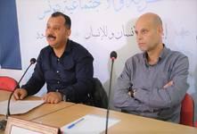 """محاضرة د. حاتم عبيد  بعنوان: """"مدخل إلى تحليل الخطاب"""""""