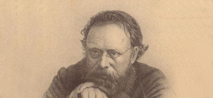 الفيلسوف الفرنسي، جوزيف برودون