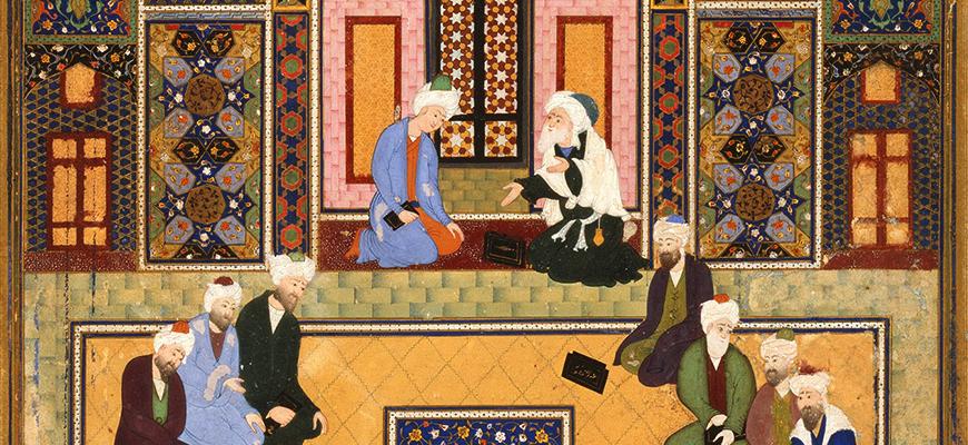 أبو بكر بن الطّفيل في جُبّة أبي حامد الغزالي