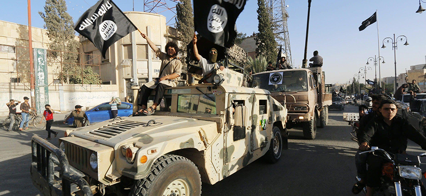 """عن الظاهرة الإرهابية """"الإسلامية"""""""