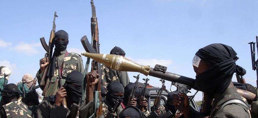 الإرهاب العالمي والشباب - التجربة الأردنية:  خارطة الإرهاب العالمي