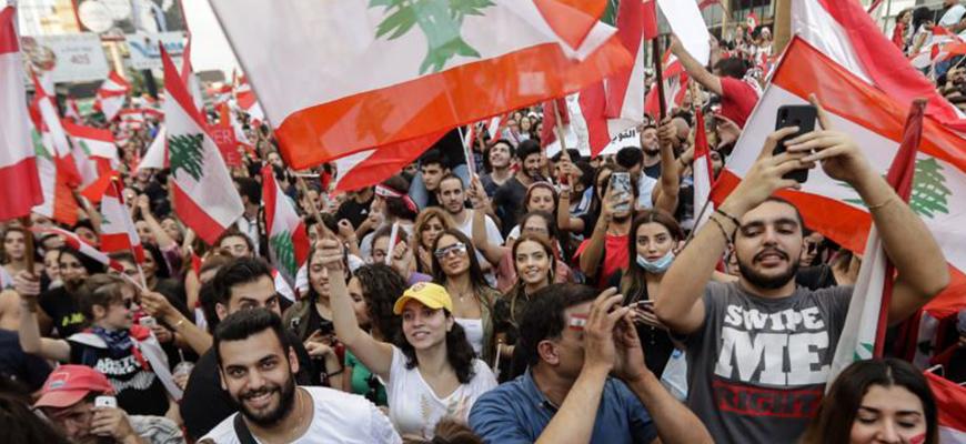 """ضد """"العيش المشترك"""" وأخلاق العبيد (1) من وحي الثورتين العراقية واللبنانية"""