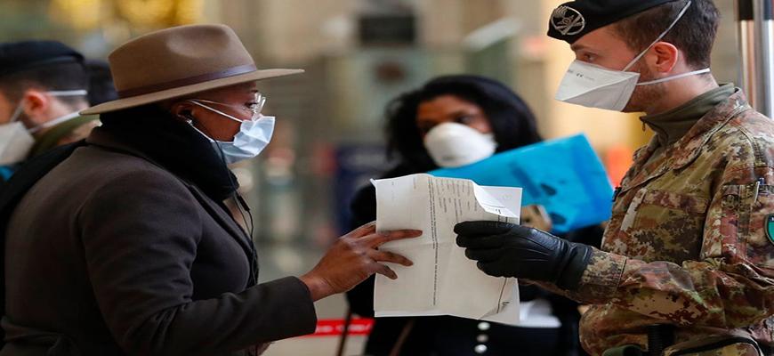 """العلاقات الدولية وعالم """"ما بعد"""" وباء كورونا"""