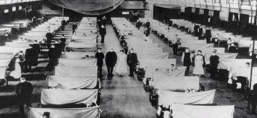 الإنفلونزا الإسبانية عودة إلى وباء 1918-1919