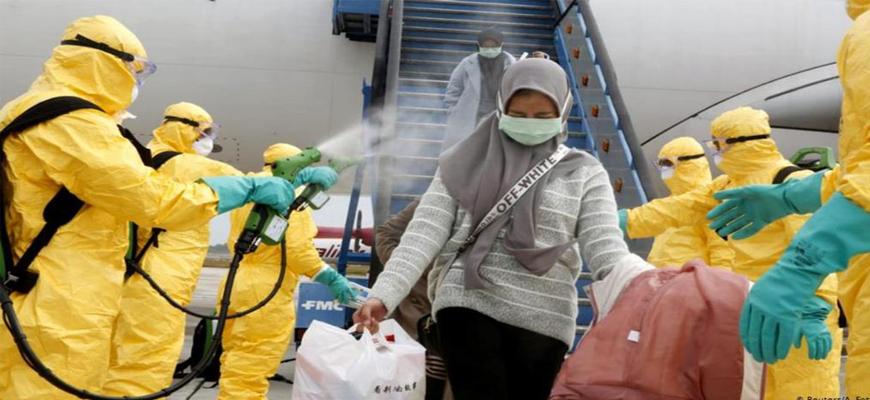 الهلع الفيروسي وعالم الغد