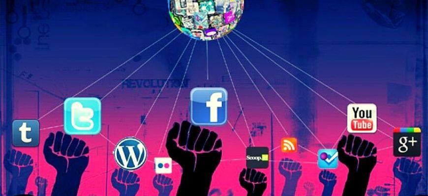 دور التعبئة الرقمية في الحشد للحراك الاجتماعي