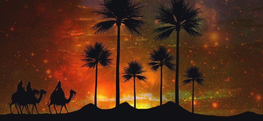 مقدّمات الوحي في شبه الجزيرة العربيّة