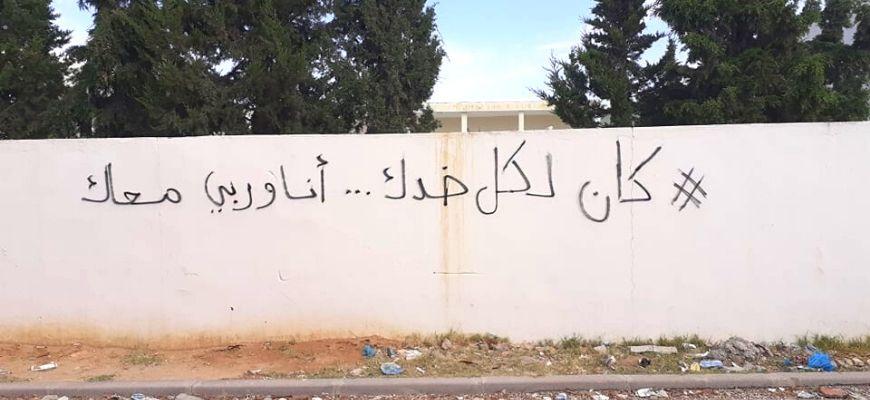 الخطأ في خطاب الجدران: من الخضوع إلى الإخضاع