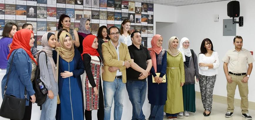 مؤمنون بلا حدود تحتفل باليوم العالمي للكتاب
