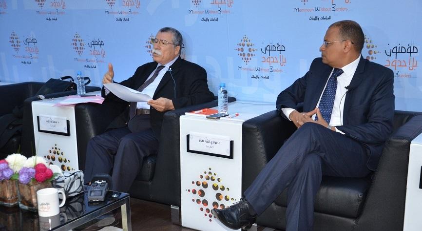 """محاضرة: """"في الوضعية التأويلية"""" للدكتور محمد محجوب"""